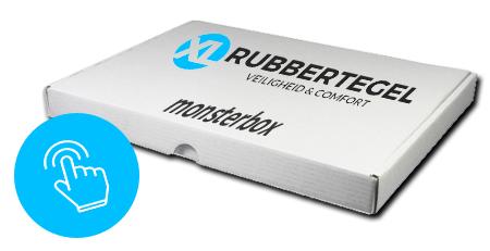 RubberDirect - Monsterbox aanvragen